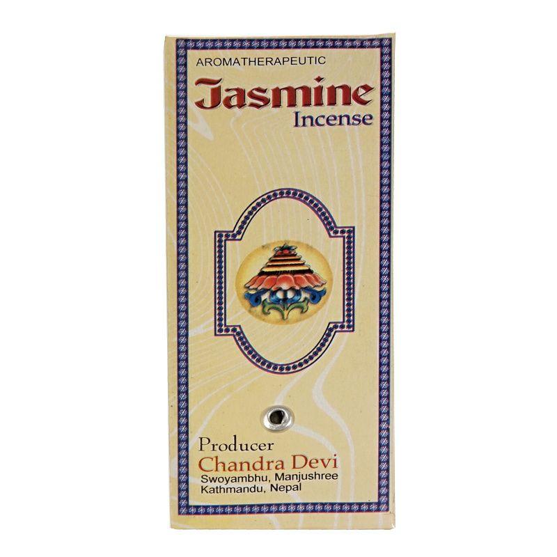Tibetské vonné tyčinky Chandra Devi Jasmine
