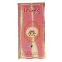 Tibetské vonné tyčinky Chandra Devi Rose
