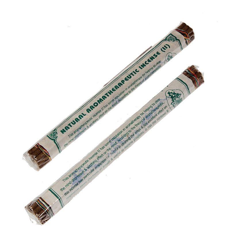 Tibetské vonné tyčinky Natural Aromaterapeutic II Buddhist incense Trade center