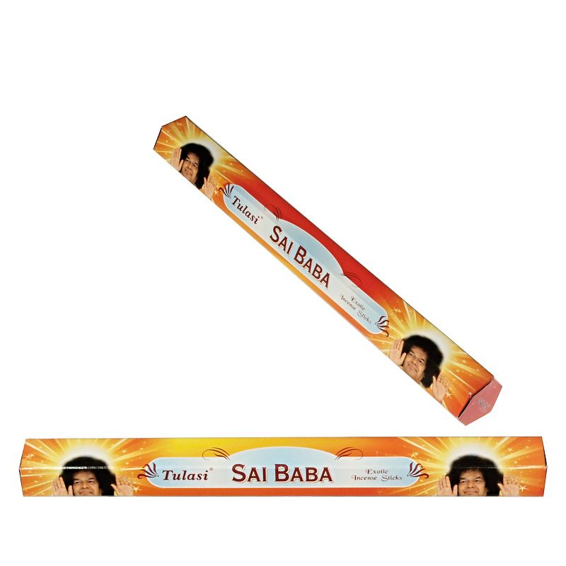 Vonné tyčinky Tulasi Sai Baba