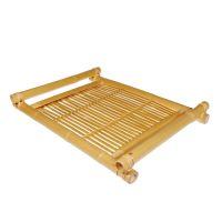 Čajový podnos bambusový 40 cm