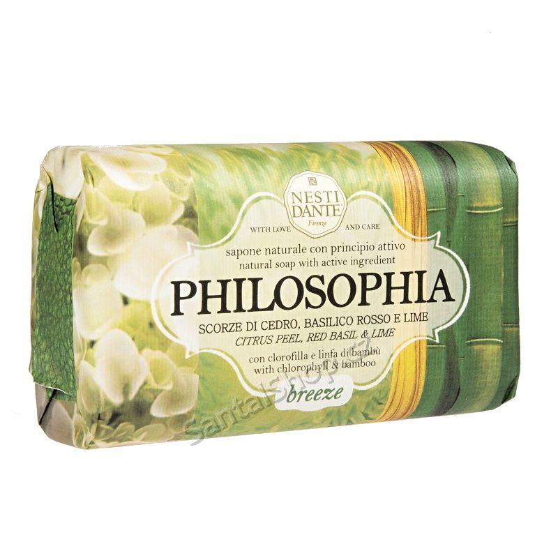Nesti Dante Philosophia mýdlo Breeze 250 g