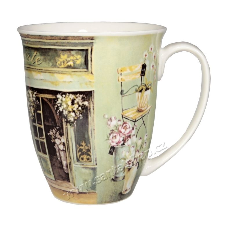 Hrnek Fleuriste 350 ml porcelánový Casa de Engel