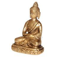 Soška Buddha kov 07 cm I