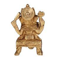 Soška Ganéša (Ganesh) kov 07 cm Indie