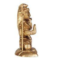 Soška Shiva kov 06 cm Indie