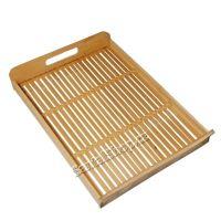 Čajový podnos bambusový 43 cm