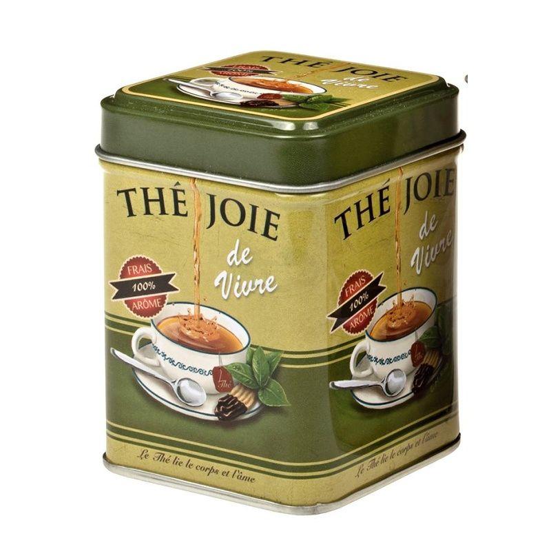 Dóza na čaj Čajová radost 50 g plech Oxalis