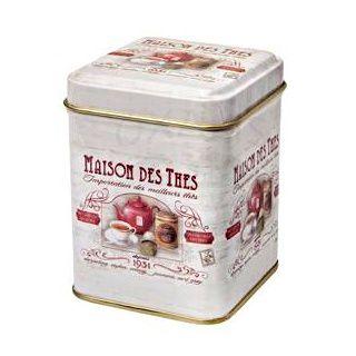 Dóza na čaj Salon čaje 50 g plech Oxalis