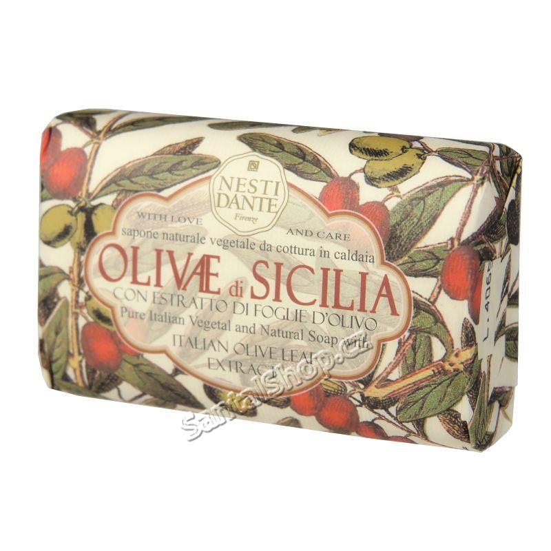 Nesti Dante mýdlo Olivae di Sicilia 150 g