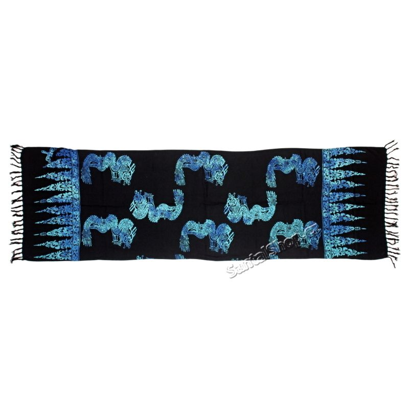 Šátek 1/2 sarong, pareo 122 Indonesie
