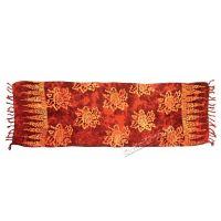 Šátek 1/2 sarong 126