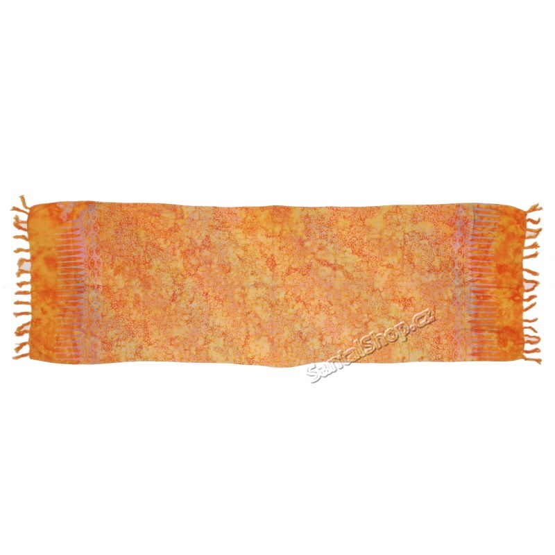 Šátek 1/2 sarong, pareo 131 Indonesie