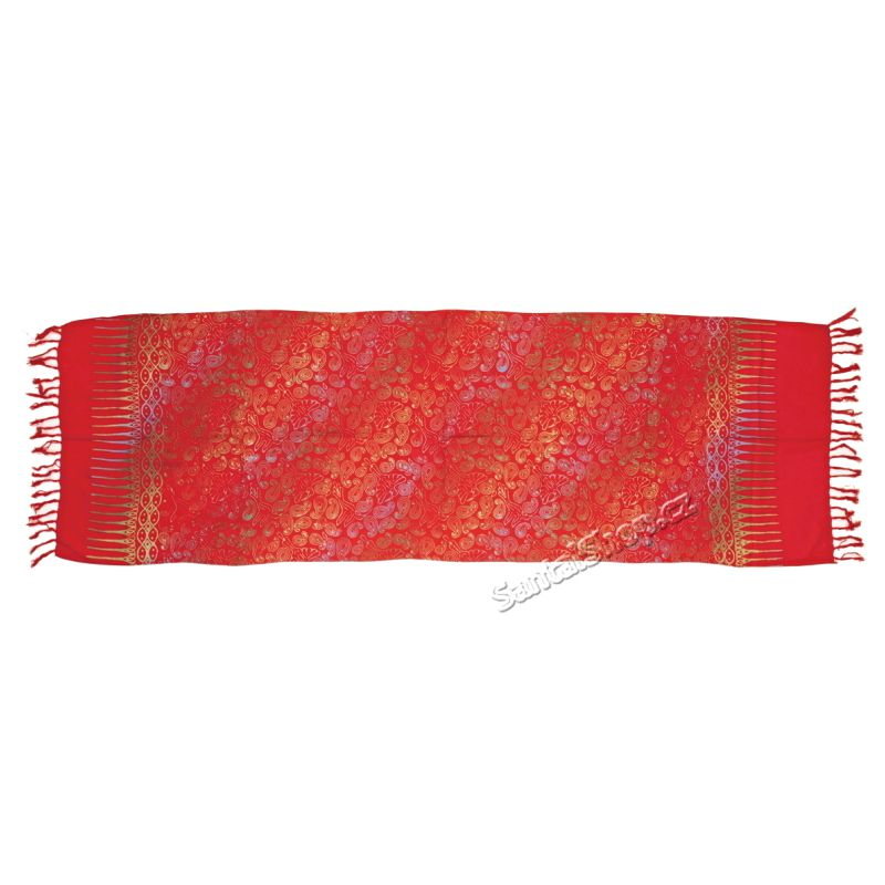Šátek 1/2 sarong, pareo 135 Indonesie