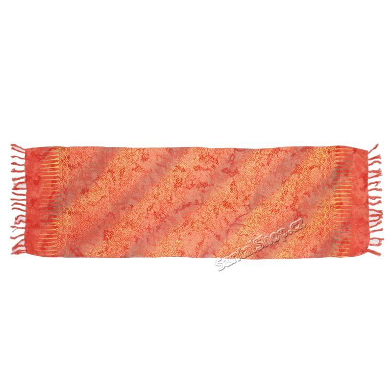 Šátek 1/2 sarong, pareo 136 Indonesie