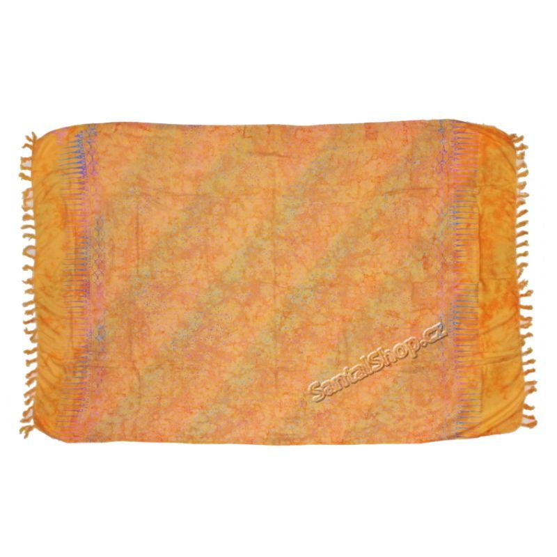 Šátek sarong, pareo 043 Indonesie
