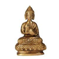 Soška Buddha kov 08 cm I