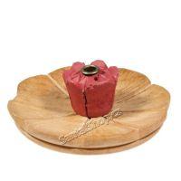 Stojánek na vonné tyčinky - Lotos 7 cm květ