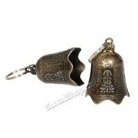 Zvonek kovový čínský 6 cm
